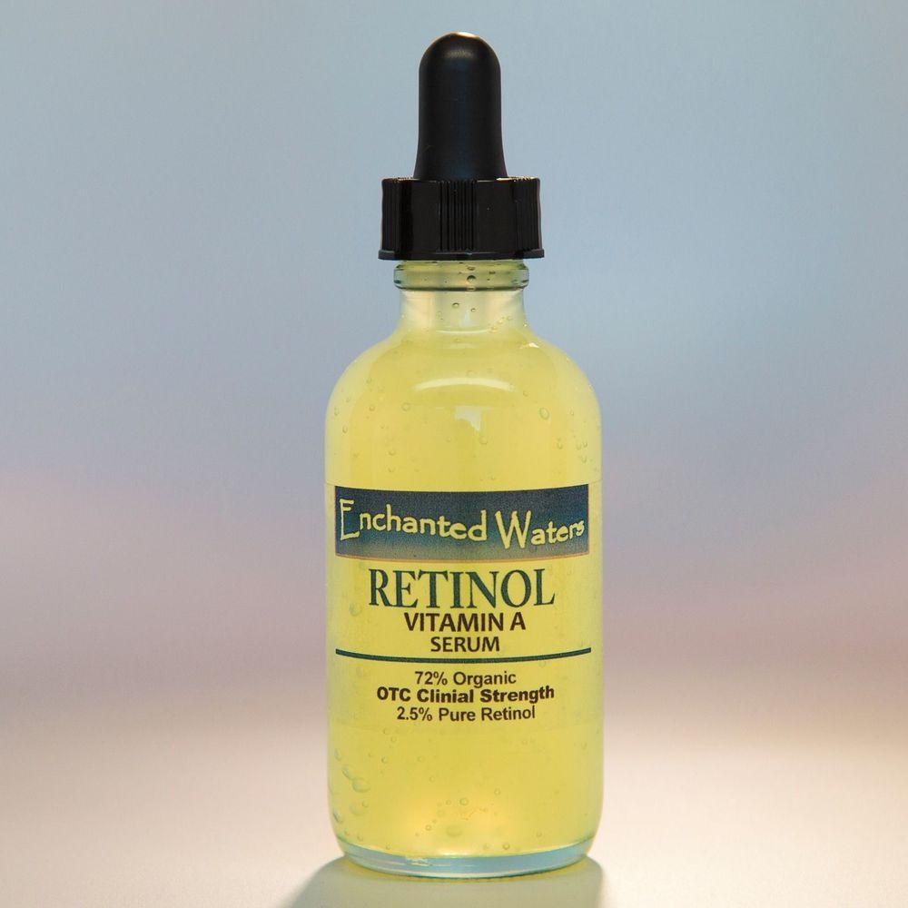 PURE RETINOL VITAMIN A 2.5% Anti Aging Wrinkle Acne Facial Face Serum / Cream Face Skin Care Hyaluronic Acid RETINOL<br><br>Aliexpress