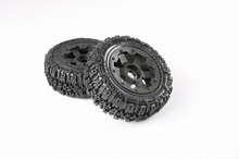 Buy Rovan parts 1/5 scale gas rc baja tyres parts 5T front knobby tyres set 95073 for $36.00 in AliExpress store