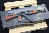 Domestic 56 ak47 pallets assembling metal artificial gun model birthday gifts  -  Online Store 911 store