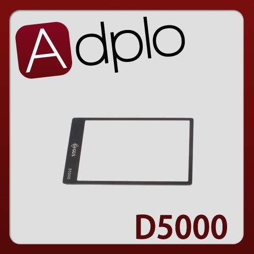 Защитная пленка для экрана GGS /nikon D5000 100031 вспышка для фотоаппарата nikon speedlight sb 5000 sb 5000