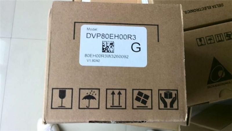 DVP80EH00R3 Delta PLC EH3 series 100-240VAC 40DI 40DI Relay output new original<br><br>Aliexpress