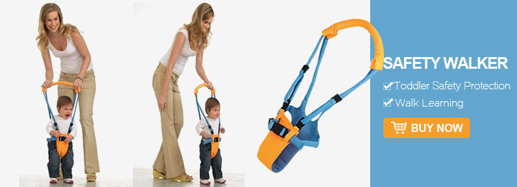 2015 Baby Toddler Safety Walk Learning Harness Reins Walker Assistant for best selling
