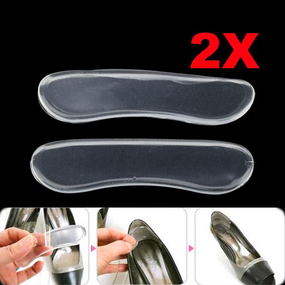 Антискользящий силиконовый гель пятки подушка по уходу за колодки протектор наклейка ...