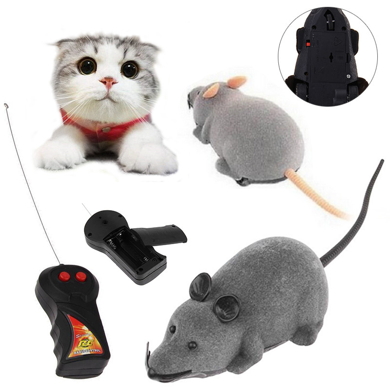 Large rat cat toy