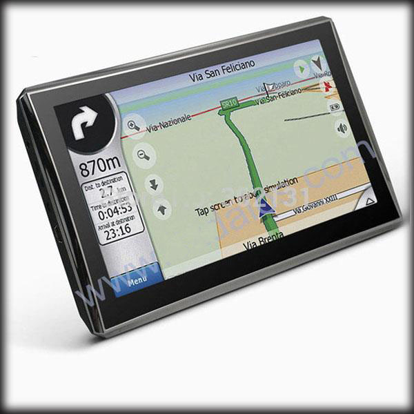 by dhl or ems 10 pieces 5 inch Car GPS Navigator FM/4GB/DDR128M best gps for Navitel Russia/Belarus europe map,Israel WINCE 6.0(China (Mainland))