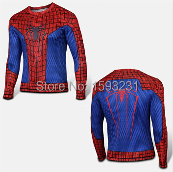 2015 sell like hot cakes!Marvel comics superhero captain America spiderman superman batman long iron man(China (Mainland))