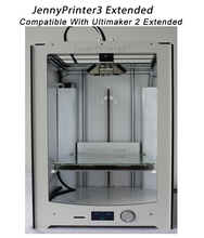 JennyPrinter3 Extended DIY KIT Perfect Compatible with original Ultimaker 2 UM2 Extended Included all 3D Printer Parts