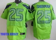 TOP A,Seattle Seahawks,Kam Chancellor,Luke Willson,Richard Sherman,Doug Baldwin,Jimmy Graham,Jimmy Graham.for youth,kids(China (Mainland))