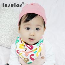 New Arrival1pcs Newborn Baby Bibs Waterproof Bib Burp Cloth For Babies 100% Cotton Girls Boys Bib Babies Clothing