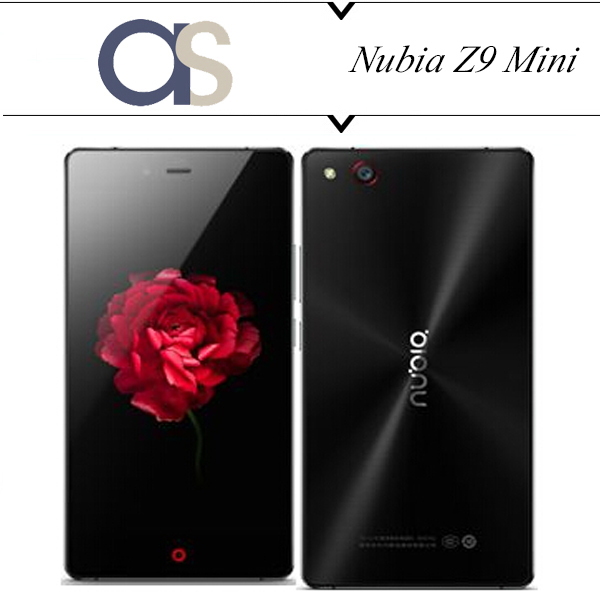 ZTE Nubia Z9 Mini Cell Phone Snapdragon 615 MSM8939 Octa core 16G ROM1.5Ghz 5.0 Inch 1920*1080P 16.0Mp Android 5.0 Mobile phone(China (Mainland))