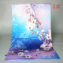 new arrival female 100% silk fashion Shawls double layer heavy long design with belt button wraps free shipping-b47