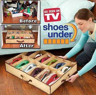 Stay Gold Shoes Storage Box Underwear Underwear Socks Organizer Basket Non-woven storage box Organizador Home storage(China (Mainland))