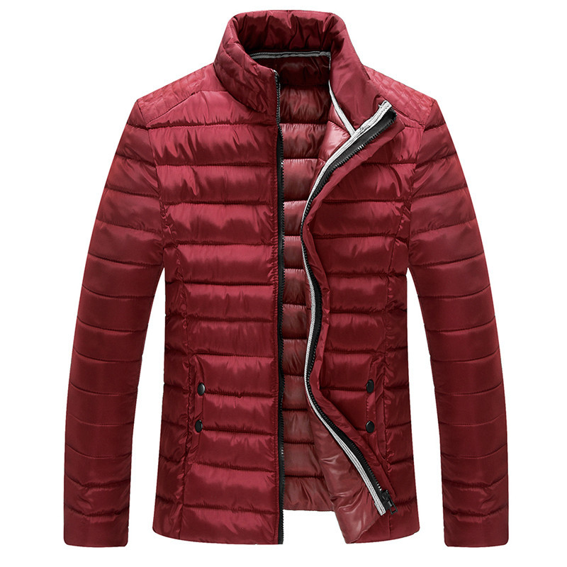 Chaqueta Hombre Conventional Short No Time limited Ceket Parka Men Jaqueta Masculina New Winter 2015 Men