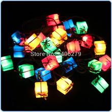 Год из светодиодов украшение лёгкие, 90 g на открытом воздухе конфеты украшение поставки шнурок фары natal150107