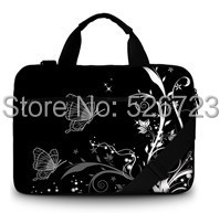 Free fast shipping  2014 new neoprene unisex color laptop  notebook bag for 14 15 15.6 inch table computer laptop accessories