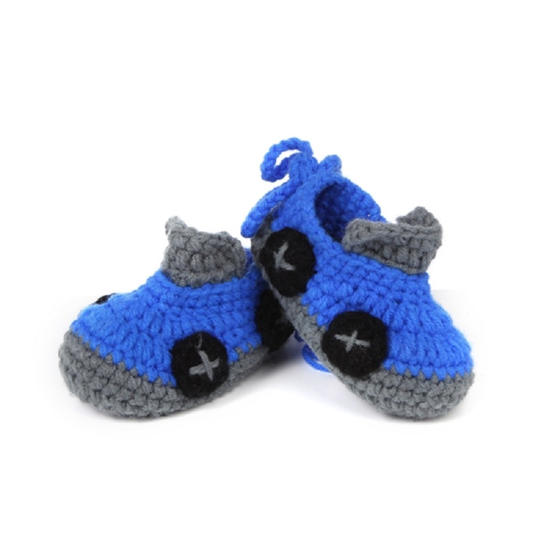 Crochet Baby Shoes Sole Pattern : baby boys crochet shoes car design crochet pattern soft ...