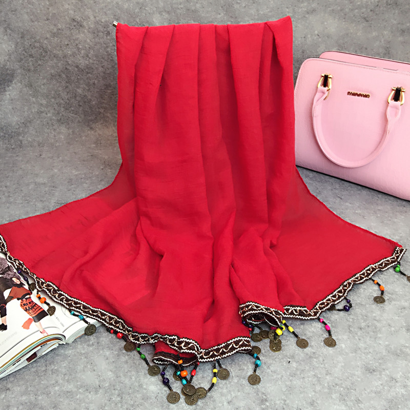 China Style Wrap Scarf Big Size Winter Pashminas Shawl 180*78 cm Signature Cotton Shawl Wrap Thin Scarves(China (Mainland))
