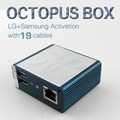 Full activated Octopus Box with 19 flash Full Cable Set for LG and for Samsung Unlock