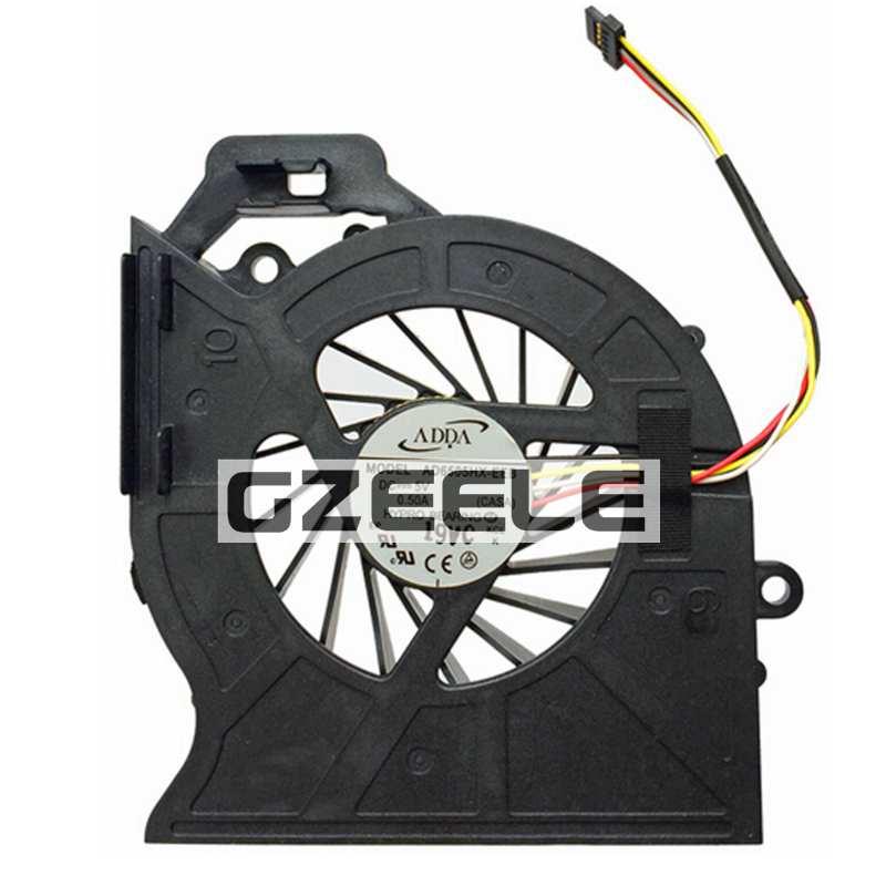 100%new FOR HP DV6-6000 DV6-6050 DV6-6090 DV6-6100 DV7 DV7-6000  laptop cpu cooling fan cooler