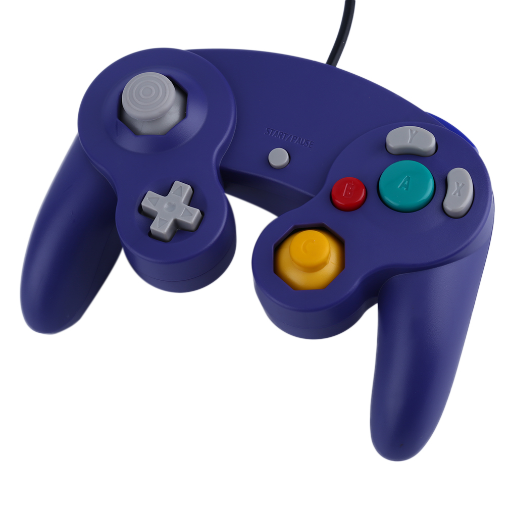 image for New Game Controller Gamepad Joystick For Nintendo For GameCube For Wii