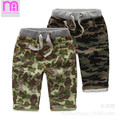 Children Pants Trousers For Boys Brand Summer Camouflage Casual Sports Shorts Boys Kids Shorts 3 8