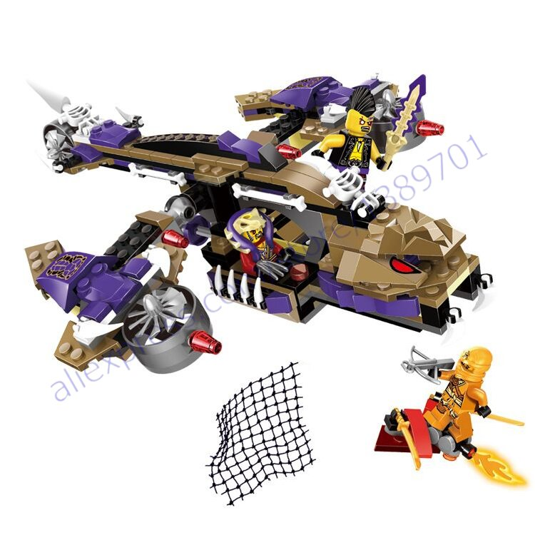 LELE 79098 Ninja go set Building Blocks Phantom figure Marvel Educational Toys magformers Minifigures Brick Kit legoelieds