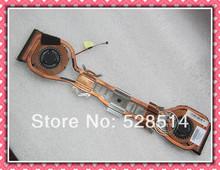 Original for HP Envy 13 fan and heatsink set 538340-001 Free Shipping