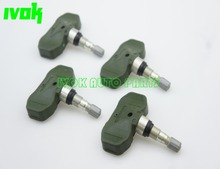 4X Schrader TPMS Tire Pressure Sensors for GMC Canyon Hummer H3T Chevrolet Colorado 15122618 315MHZ(China (Mainland))