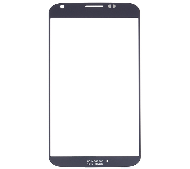 Black White Outer Replacement Front Touch Screen Glass Lens For Motorola Moto X Phone XT1055 XT1058 XT1060 Touch Panel(China (Mainland))