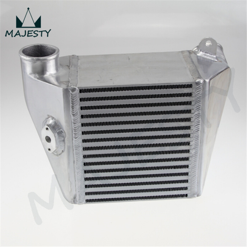 Turbocharged system New Upgrade Turbo Bolt On Front Mount Alloy Intercooler for  Toyota Starlet Glanza EP91 EP82<br>