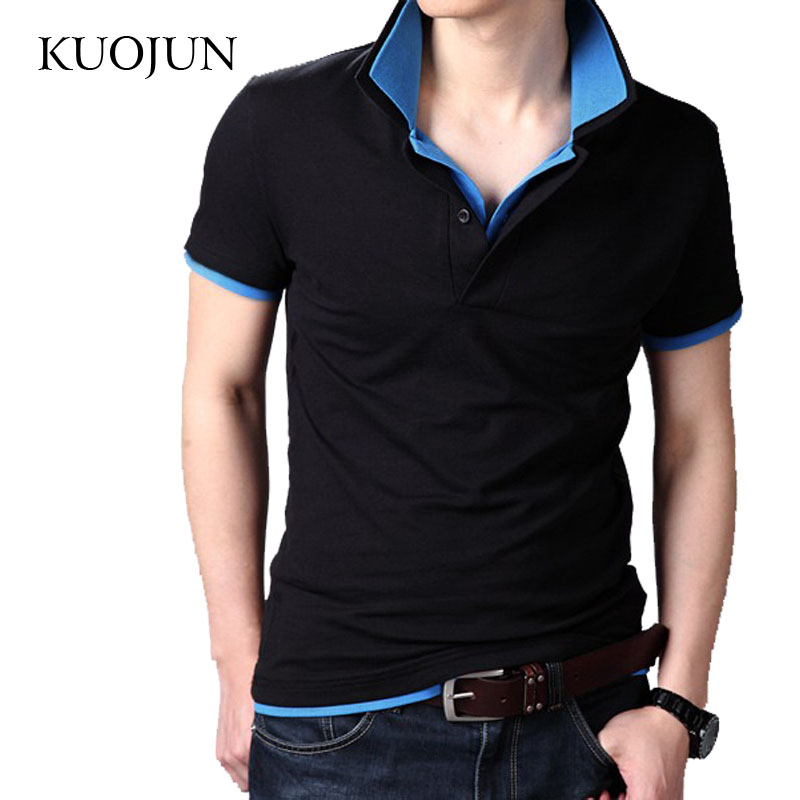 2016 Summer Brand Clothing Polo Shirt Solid Casual Polo Homme For Men Tee Shirt Tops High Quality Cotton Slim Fit Accpet Custom(China (Mainland))