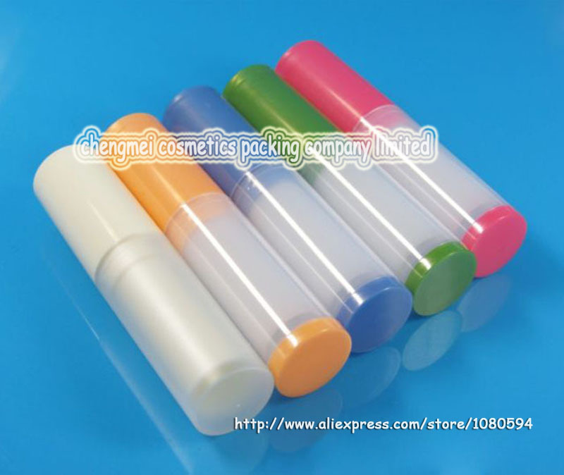 4G bule lip gloss/color cream tube or lip balm tube or lip stick tube,directly pour no need filling mould<br><br>Aliexpress