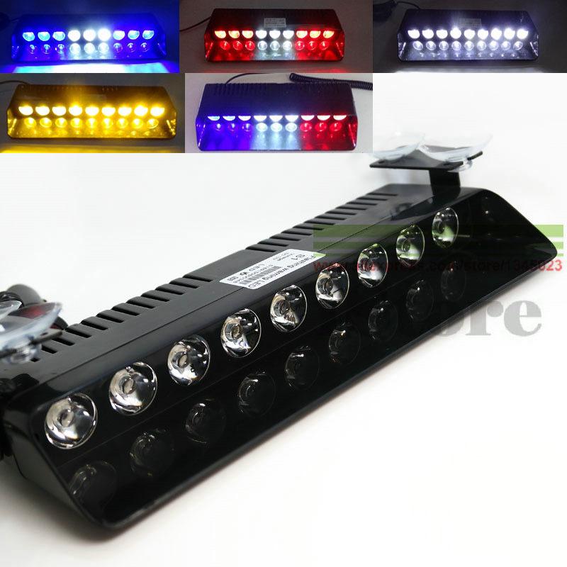 warning light viper car flashing strobe lightbar police lights truck. Black Bedroom Furniture Sets. Home Design Ideas