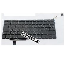 Russian New Laptop Keyboard Apple Macbook Pro 17'' A1297 RU 2009 2010 2011 2012 - GZEELE Store store