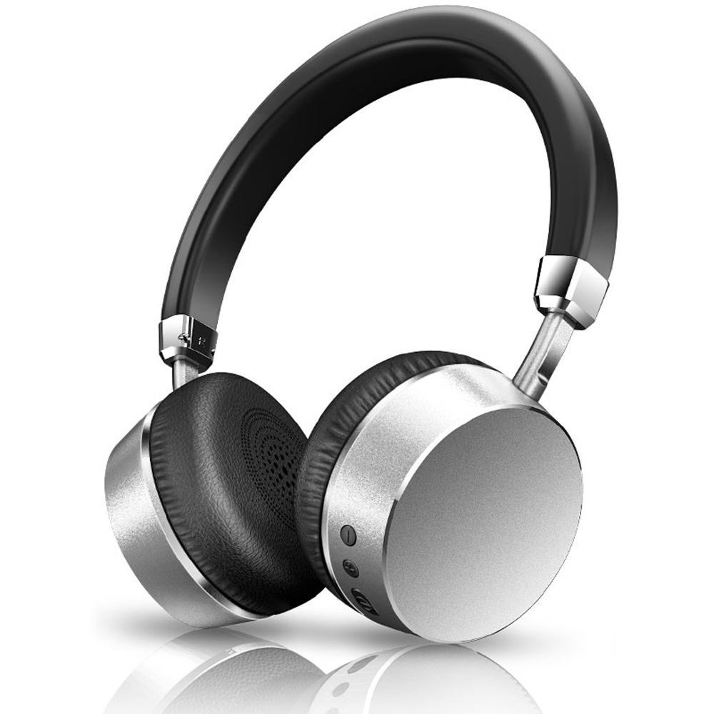 Cowin E-6 Bluetooth Headphones stereo with Mic Wireless Headset Earphone for Phone PC Computer MP3 Metal Shell(China (Mainland))