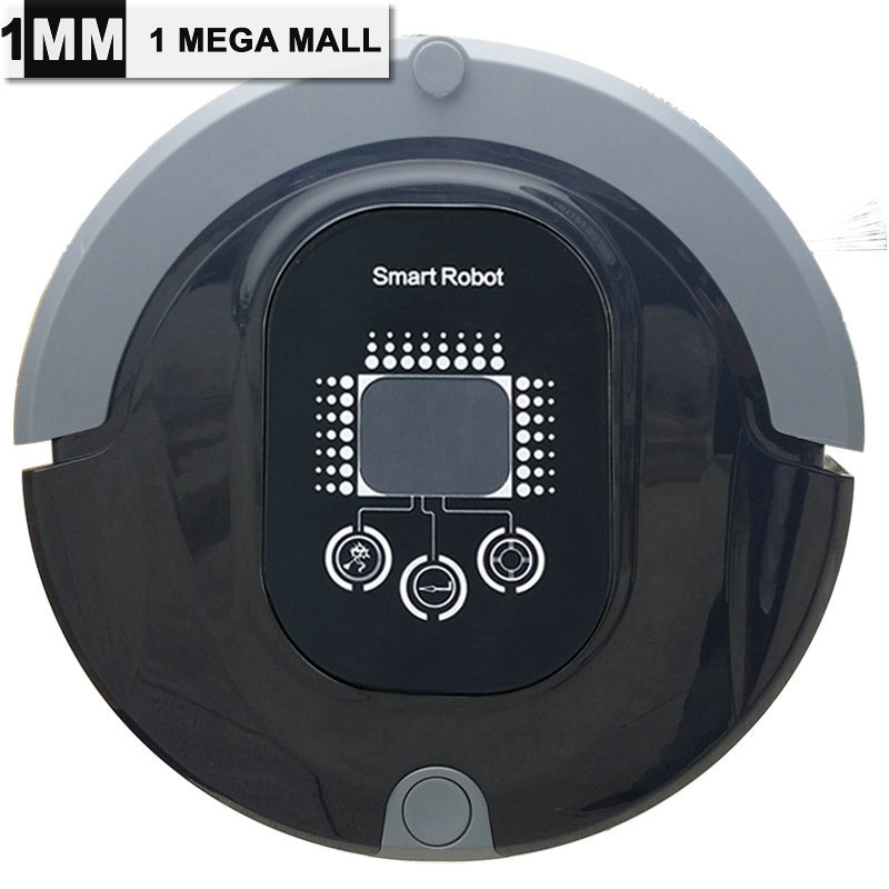 FREE EXPRESS,Latest Intelligent Robotic Vacuum Cleaner,Multifunction(Sweep/Mop)Anti-Drop,Color Touch Screen,Schedule,Self-charge(China (Mainland))