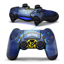 Special offer For ps4 controller skin sticker inter milan 1pc controller sticker Drop shipping joystick skin Protective Skin()