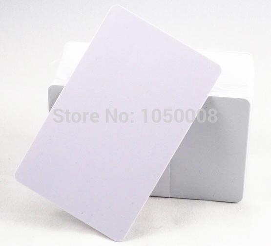 200pcs/lot EM4305 rfid tag blank card Thin pvc Card read and write writable readable RFID 125KHz Smart Card<br><br>Aliexpress