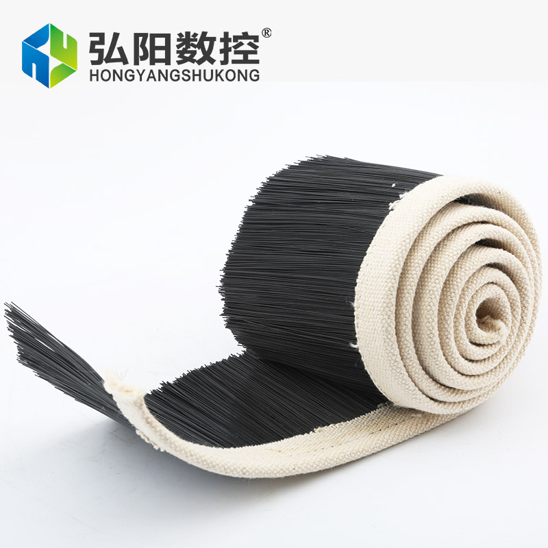 1M x 100mm Brush Vacuum Cleaner Engraving Machine Dust Cover CNC Router Spindle Motor.