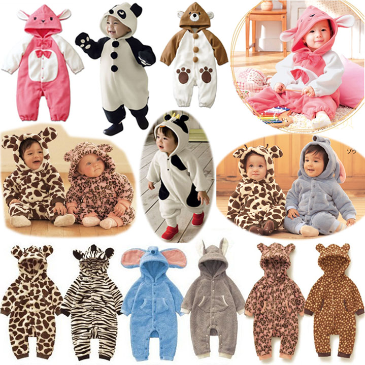 free shipping Baby clothes animal style romper bodysuit romper newborn jumpsuit spring and autumn baby outerwear<br><br>Aliexpress