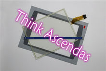 Allen-Bradley PanelView Plus 1250 2711P-T12 2711P-T12C4A8 Protective Film+Touchpad(China (Mainland))