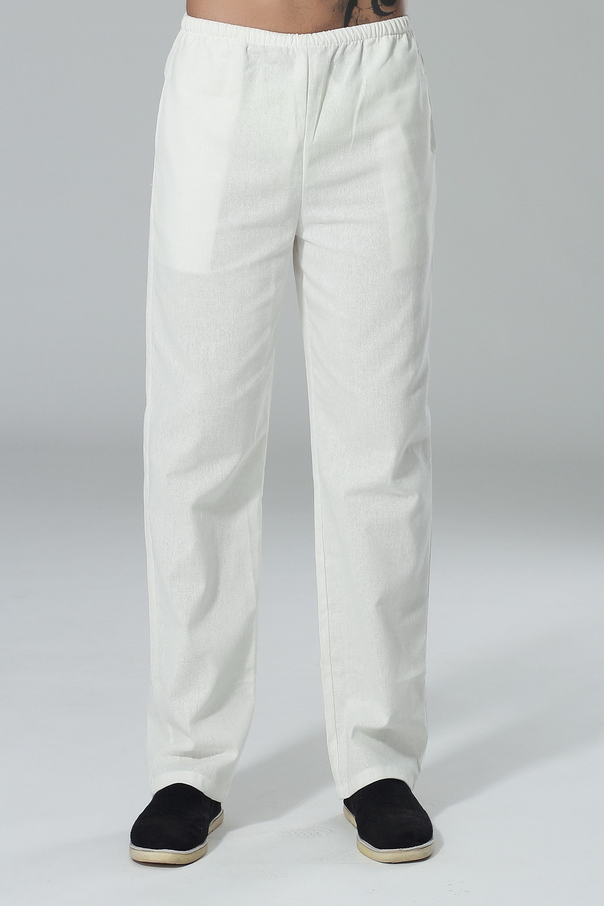High Quality Men White Pants Promotion-Shop for High Quality ...