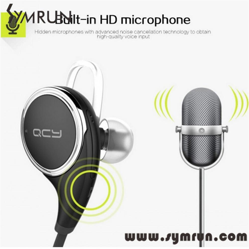 Symrun Original Symrun Qy8 Wireless Sport Stereo Running Earphones Bluetooth 4.1 Portable Earphone Bluetooth(China (Mainland))