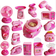 High quality 15 styles Pretend Play kitchen toys children early education home appliances(China (Mainland))