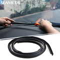 1 6m EDPM Sedan Car Interior Dashboard Decoration Strip Windshield Edges Noise Soundproof Anti dust Sealing