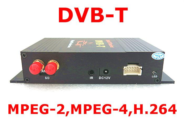 HD Car digital TV DVBT digital TV Mpeg4 DVB-T MPEG-4 HD Digital TV receiver HD DVBT(China (Mainland))