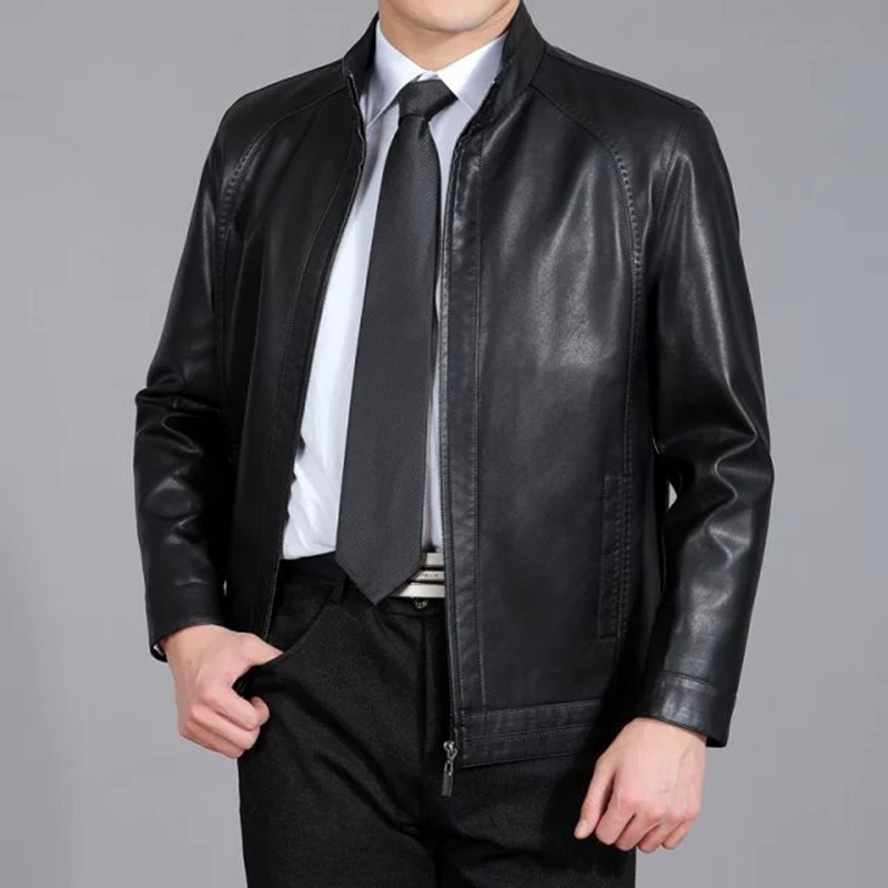 Compare Prices on Mens Leather Jacket Styles- Online Shopping/Buy