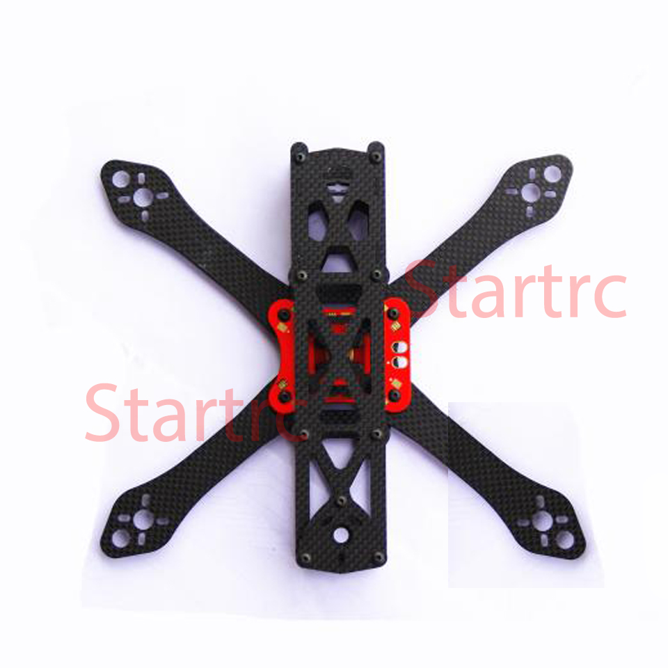 DIY Drone Martian 230mm 4-Axis Carbon Fiber Frame 3mm 4mm Arm with Power Board for RC Drone FPV Quadcopter Fast Shipping