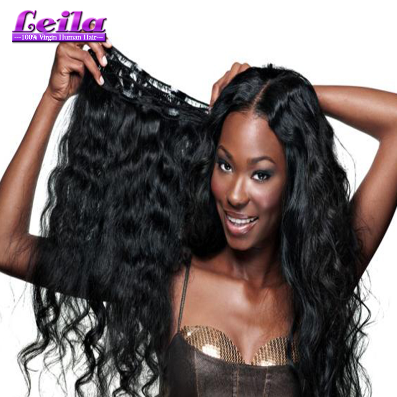 "Alibarbara Brazilian Body Wave 4 Bundles Tissage Mink 7A Brazilian Virgin Hair Weave Bundles Cheveux Brazilian Body Wavy 8""-28""(China (Mainland))"