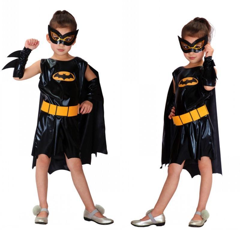 Batman Halloween Costume For Girls Costumes Girls Batman